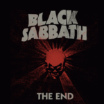 "The last album of Black Sabbath ""The End"""
