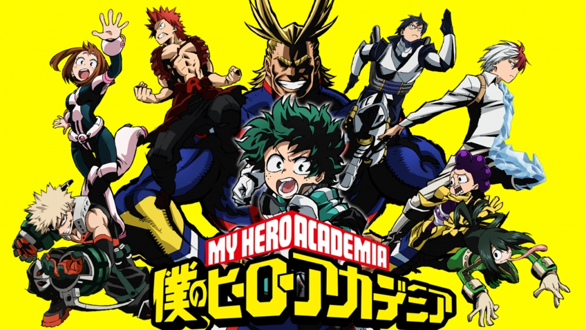 Heroes of popular manga are coming to lifeMy Hero Academia is going to be a new Hollywood blockbuster