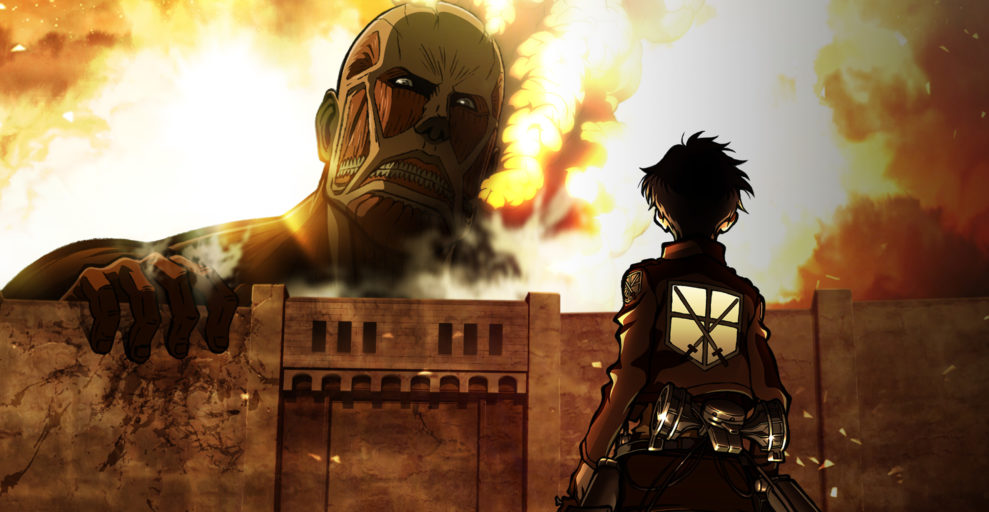 The «Titans» are attacking Hollywood!The director of «It» will make a blockbuster based on «Attack on Titan»