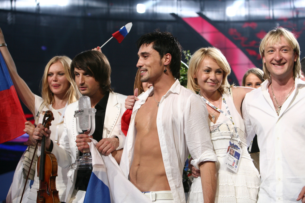Russians who impressed the EurovisionThe most successful performances from Russian artists at the European song contest