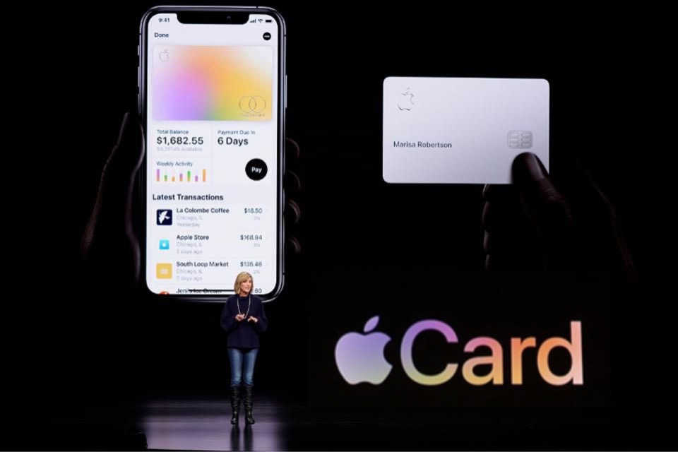 Americans are shocked: Apple has released the card with cashbackRussian users are only grinning, cashback is not new for them