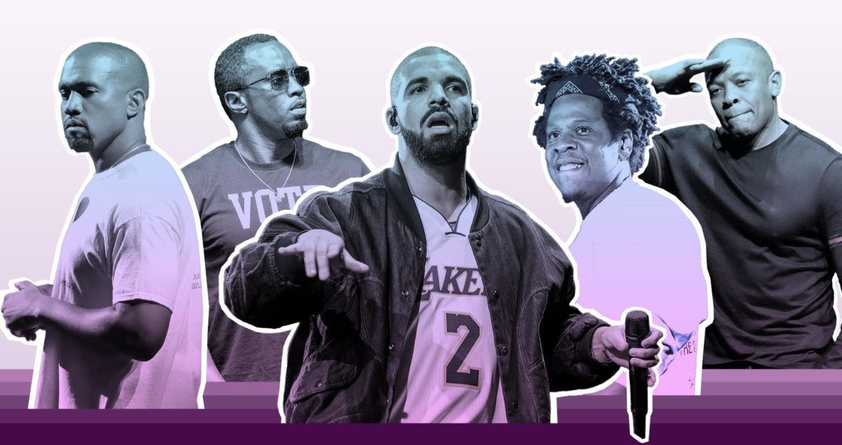 From Jay-Z to Drake: Richest RappersThe Forbes rating is headed by the first billionaire in hip-hop culture — Jay-Z
