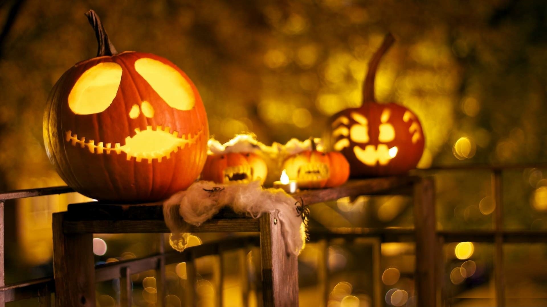 Nowadays, the pumpkin has become the main symbol of Halloween