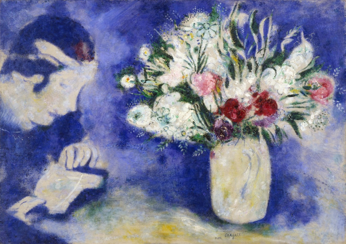 3 countries provided the Moscow museum with Marc Chagall's worksThe exposition of Russian-born Jewish artist is exhibited in New Jerusalem