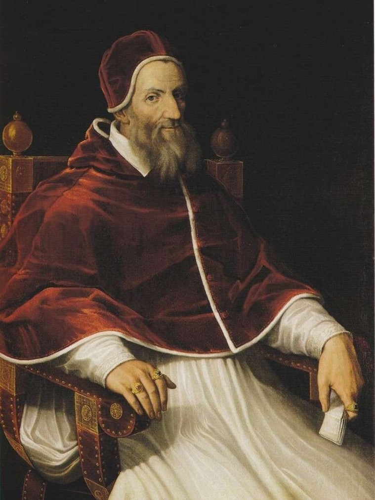 Gregory XIII is famous for the calendar introduced into the Catholic countries in XVI century. the author of the calendar is a priest and astronomer Christopher Clavius