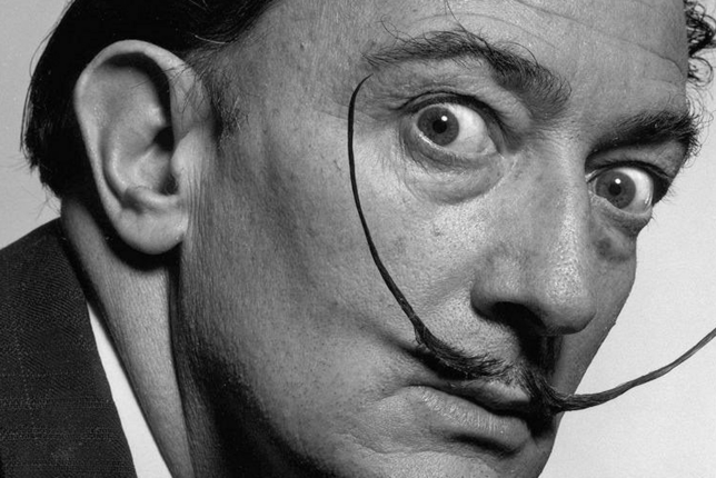 Salvador Dali exhibition through the Curator's eyesA win-win combination for the immortal glory