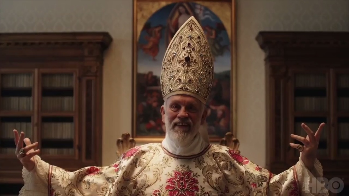 New New TestamentA little about the second part of «The Young Pope» series