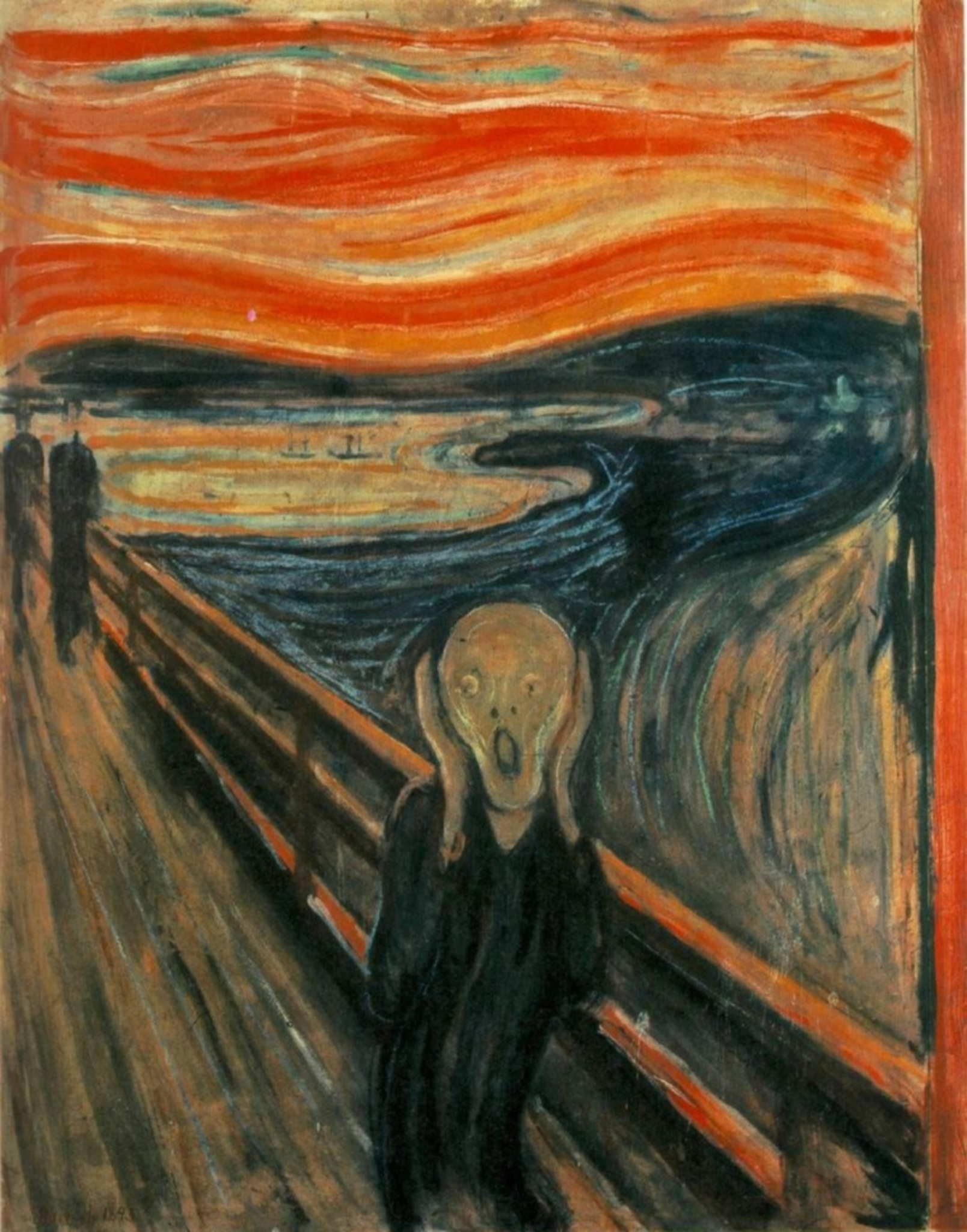 Edward Munch «The Scream», 1893