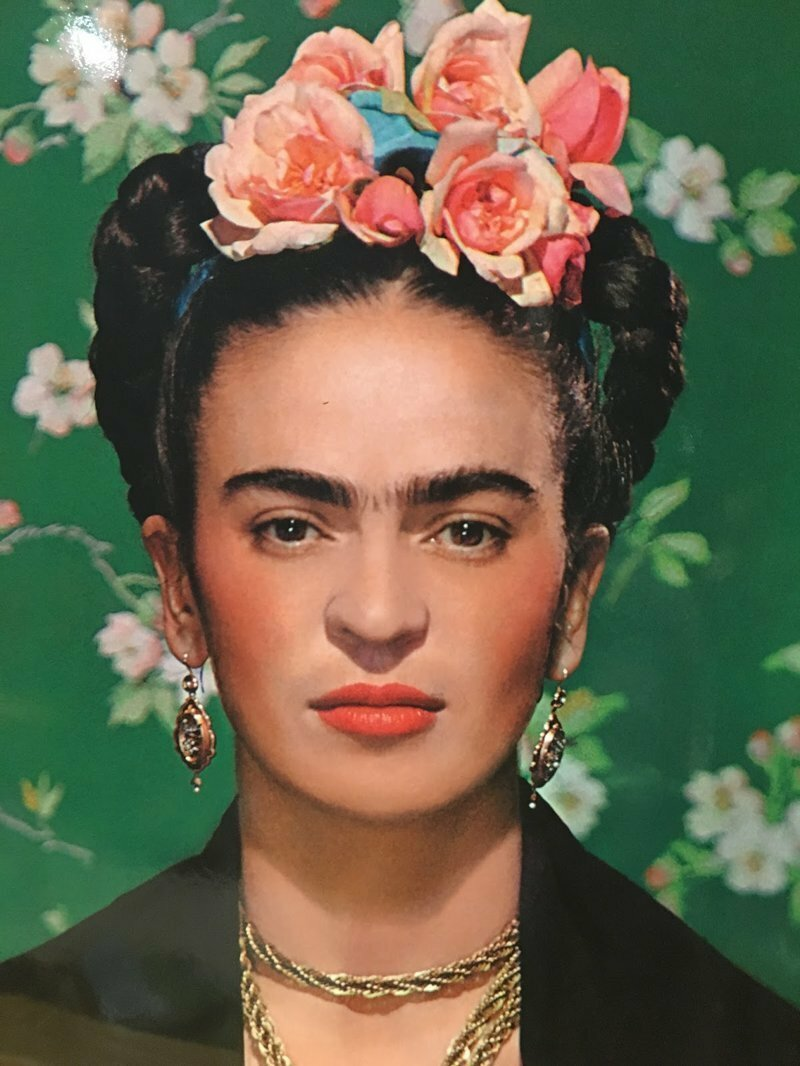 Frida Kahlo (years of life: 1907-1954)
