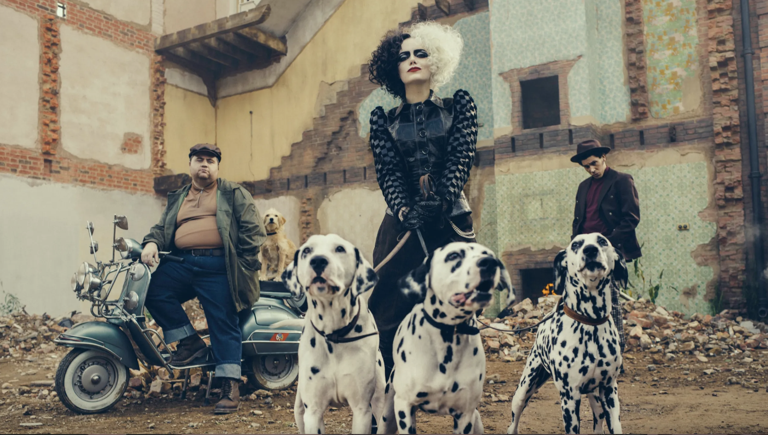 <h1>How Estella became Cruella</h1><h2>Disney has filmed the story of the antagonist from «101 Dalmatians»</h2>